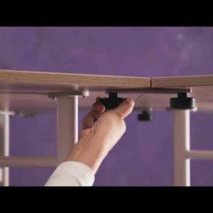 Модульный складной стол-книжка «Эрли»